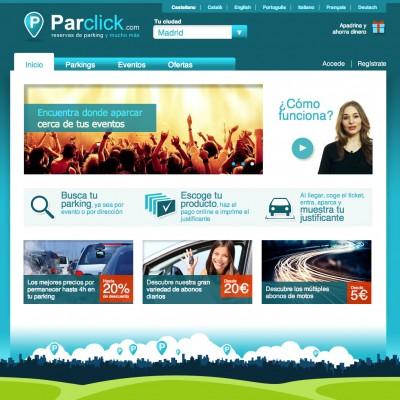 Parclick Portada